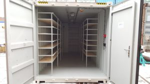 Magazijn container