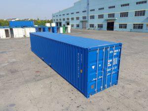 Nieuwe 40ft dry van container