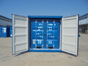 8 ft opslag container
