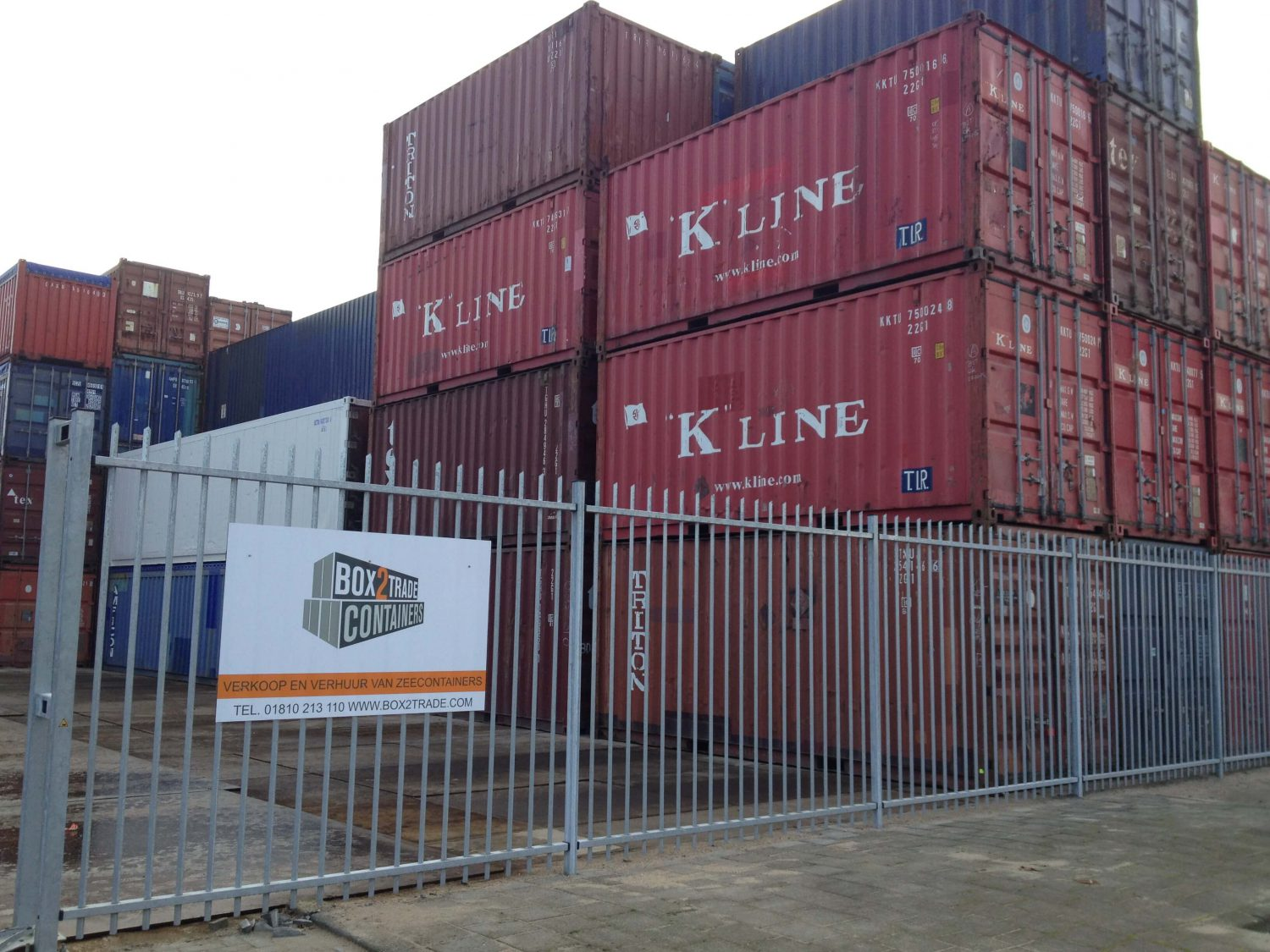 Container Depots – Box2Trade