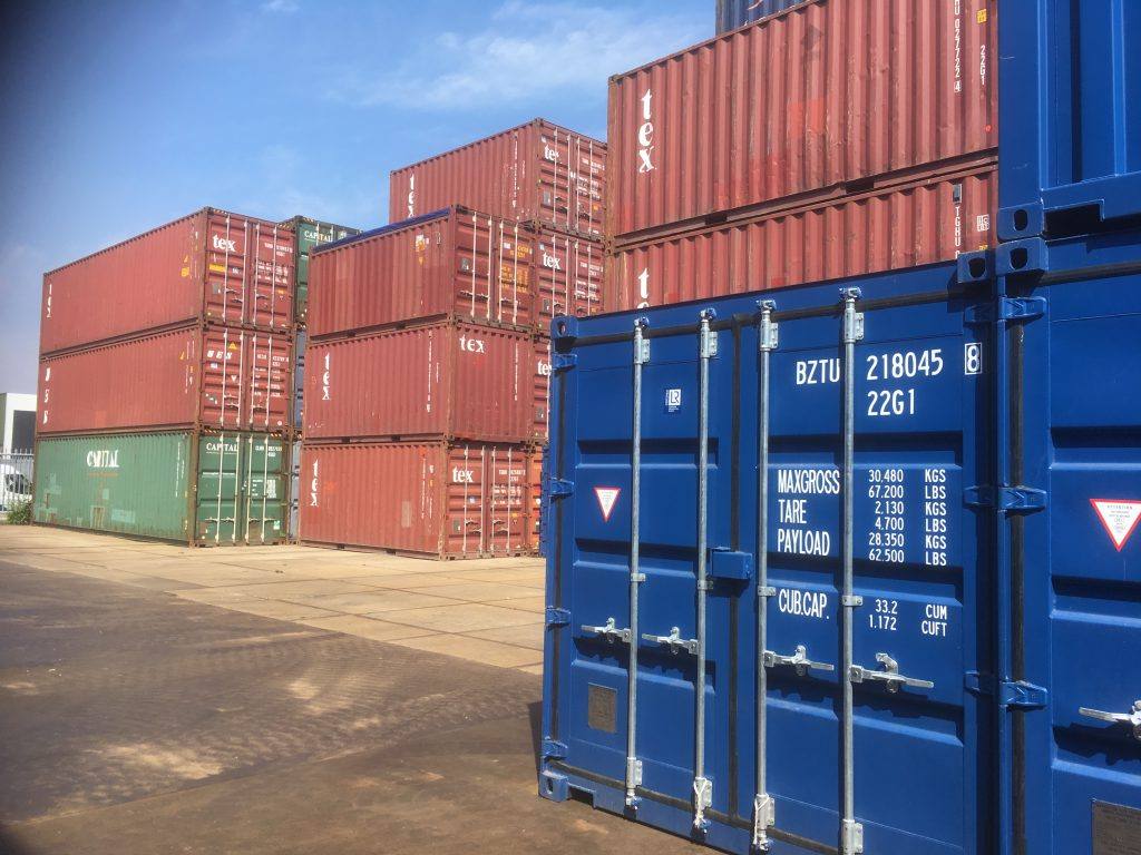 container depots